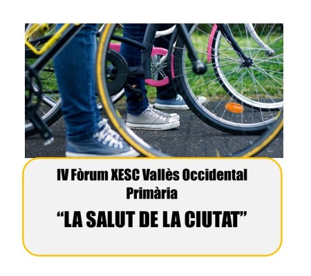 IV Fòrum XESC Vallès Occidental Primària
