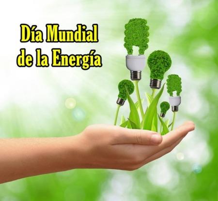 14 de febrer – Dia Mundial de l'Energia