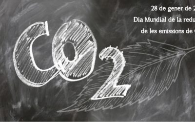 28 de gener de 2020 – Dia Mundial de la reducció de les emissions de CO2