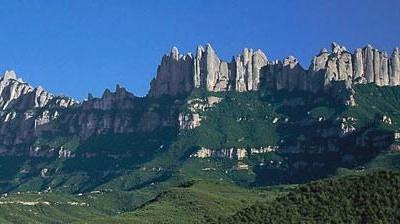 Ermita de St. Magdalena. Montserrat