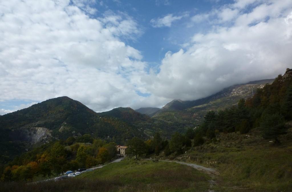 Cim Puig de la Caritat des de Mas Cabàlies