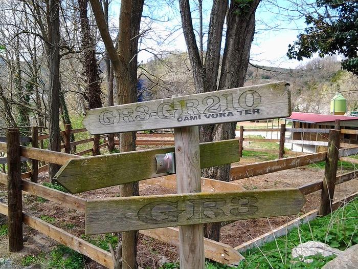 La ruta del Ter: Des de Sant Quirze de Besora fins a Torelló