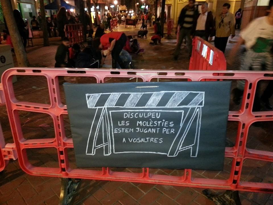 20 N – L'Esplai Pubilla Cases – can Vidalet omple la plaça de la Bòbila!