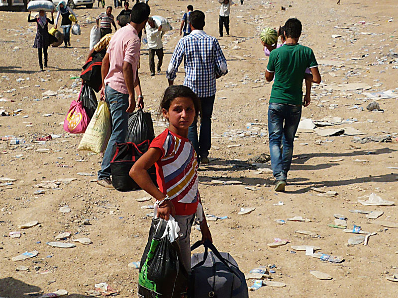 Info K – especial infants refugiats de Síria!
