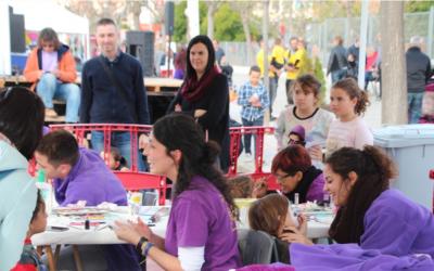 L'Esplai Pingüí mobilitza Sant Andreu de la Barca pels Drets de l'Infant!