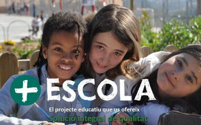 #DretalLleure en els espais educatius del migdia de 45 escoles !