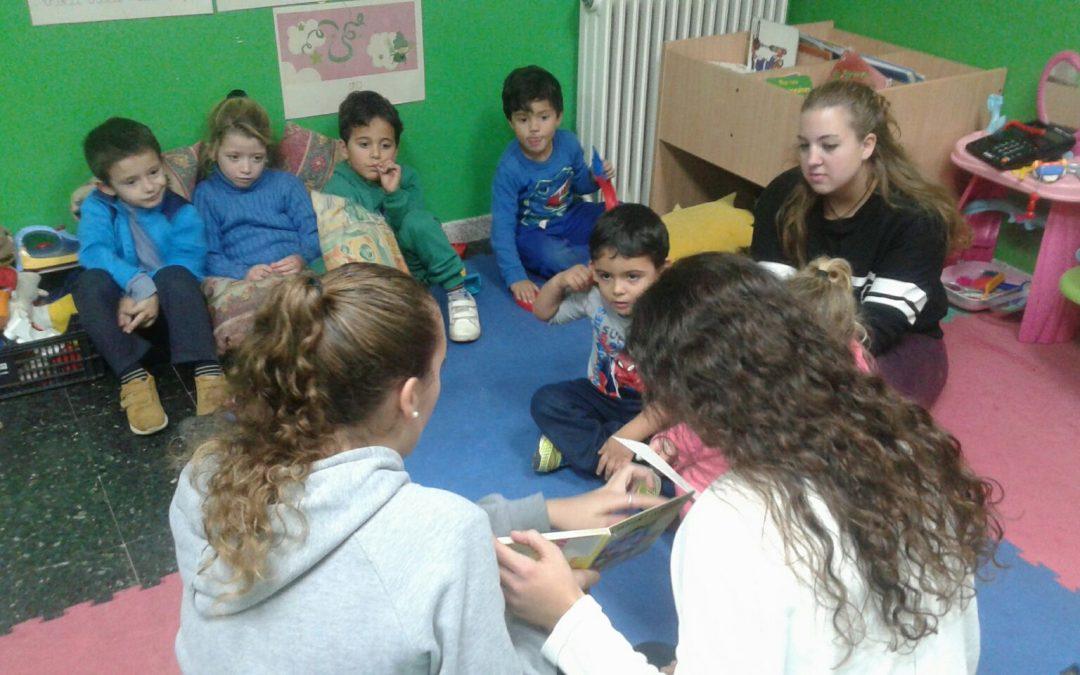 Aprenentatge Servei amb la Universitat Internacional de Catalunya