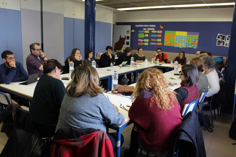 Reflexions sobre l'equitat de gènere de la mà de diferents especialites