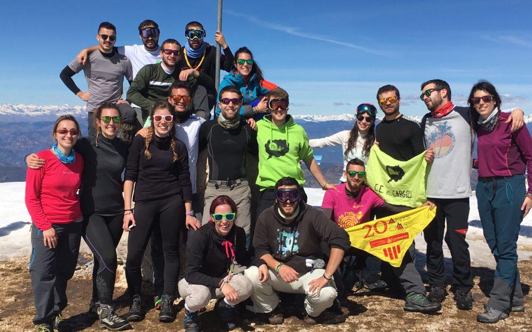 T'aTRAVESSA's III, una gran experiència a la muntanya hivernal
