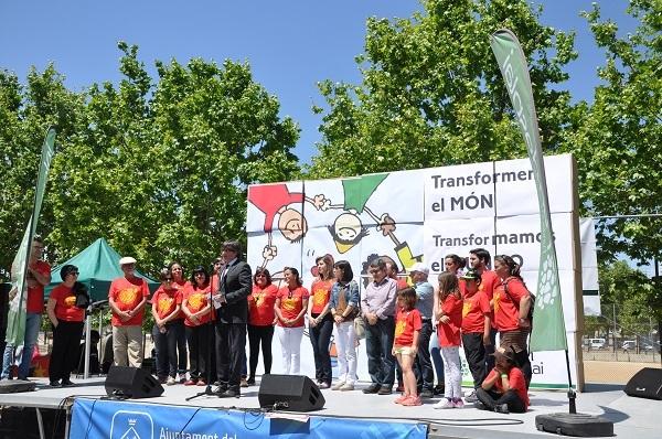 Festa Esplai, un dia màgic per transformar el món