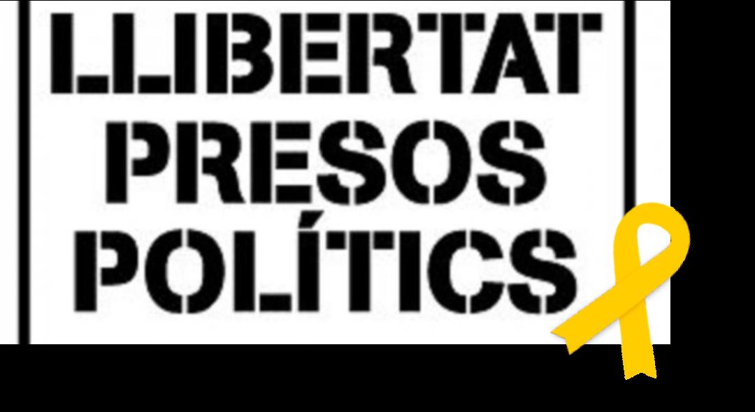 Per la llibertat dels presos polítics