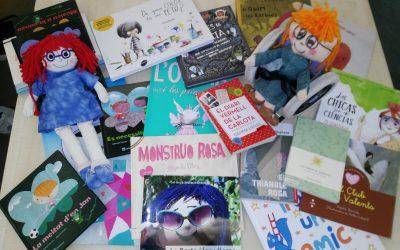 Nova guia de contes i novel·les enCORatja't per Sant Jordi