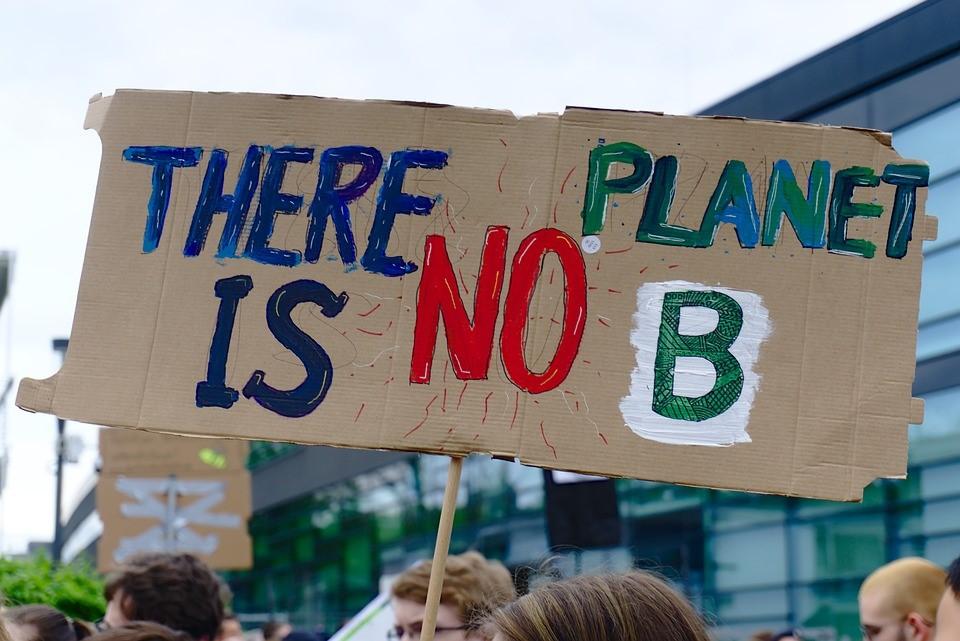 Manifestem-nos per salvar el planeta!