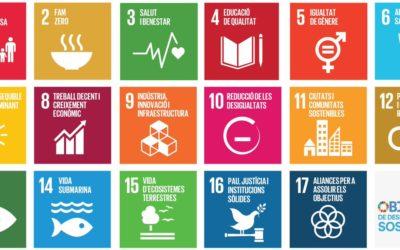 Els Objectius de Desenvolupament Sostenible – Aliança 2030