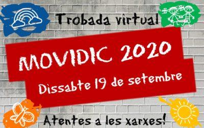 Atenció! Ja és aquí el #MOVIDIC20! (COVID edition)