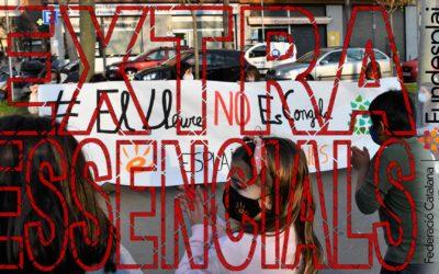 SOM EXTRAESSENCIALS – #AGOfedesplai21