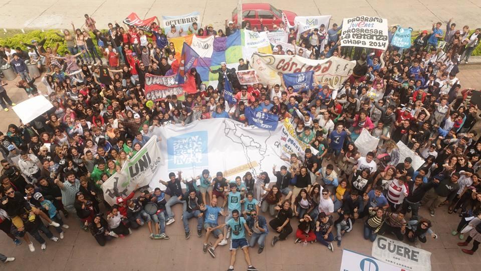 Semanas por los Derechos de las Juventudes, Argentina y El Salvador, en noviembre