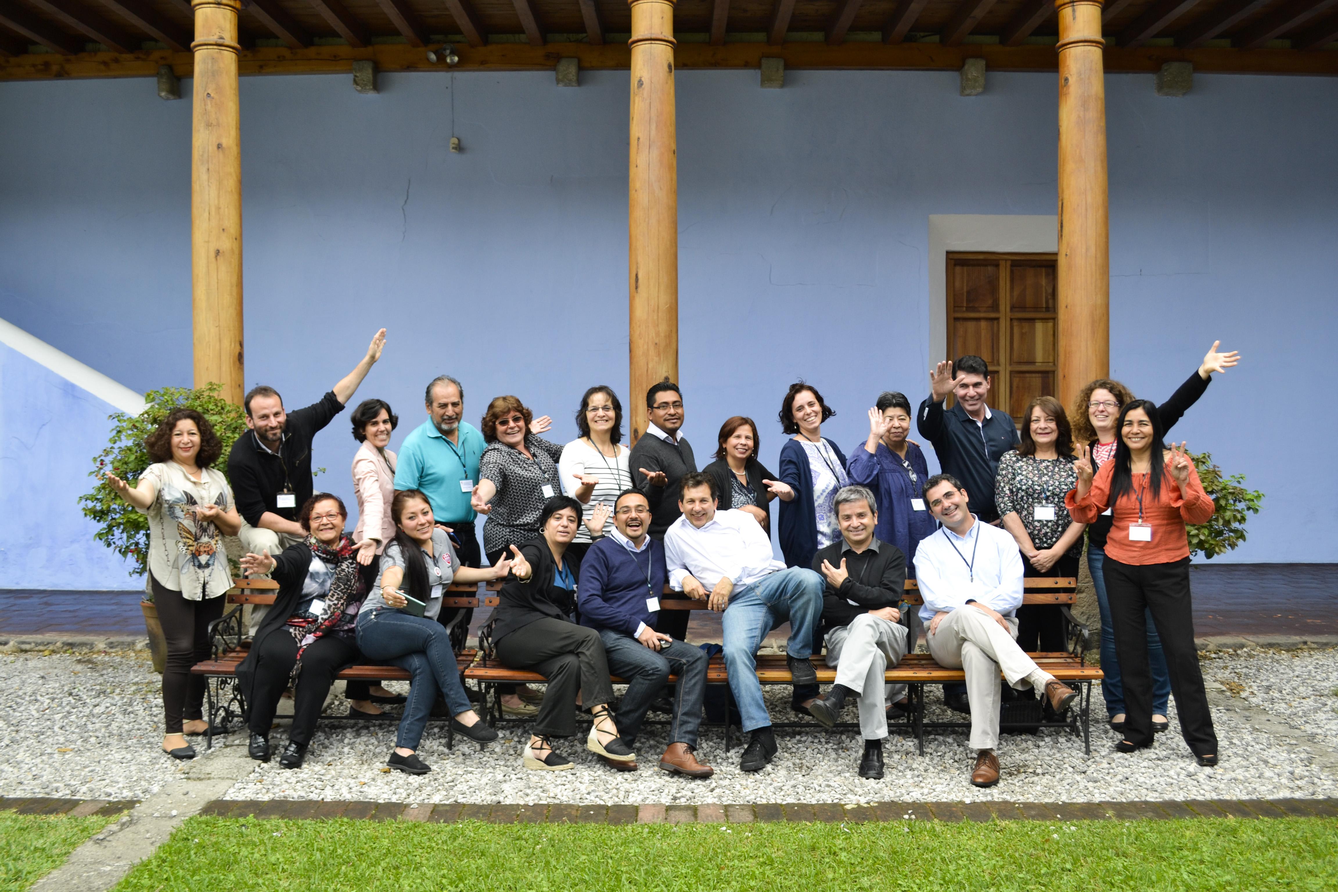 Organizaciones de La Liga Iberoamericana presentes en Antigua, Guatemala