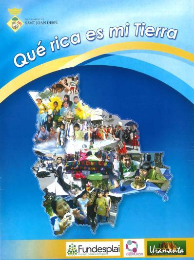 Experiencia educativa para niños y niñas en Cochabamba y Cataluña 2015