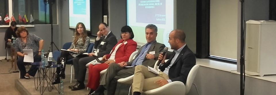 Buenos Aires: La Junta Directiva en presentación del estudio Intermediación Laboral