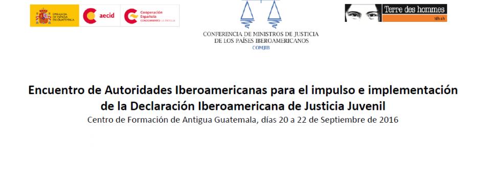 Invitación a La Liga los días 20, 21 y 22 de septiembre, a participar en Antigua, Guatemala, en Encuentro Internacional