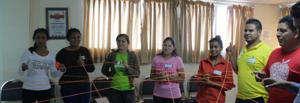 Semana por los Derechos de las Juventudes en El Salvador