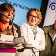 La Sra. Rebeca Grynspan nos acompaña en la apertura y el cierre del VIII Foro Iberoamericano en Madrid: 5 de mayo de 2017