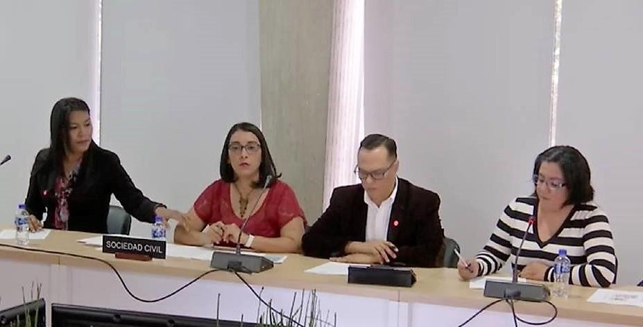 COIPRODÉN de Honduras, en la defensa de los derechos de la niñez, adolescencia y la juventud en México DF