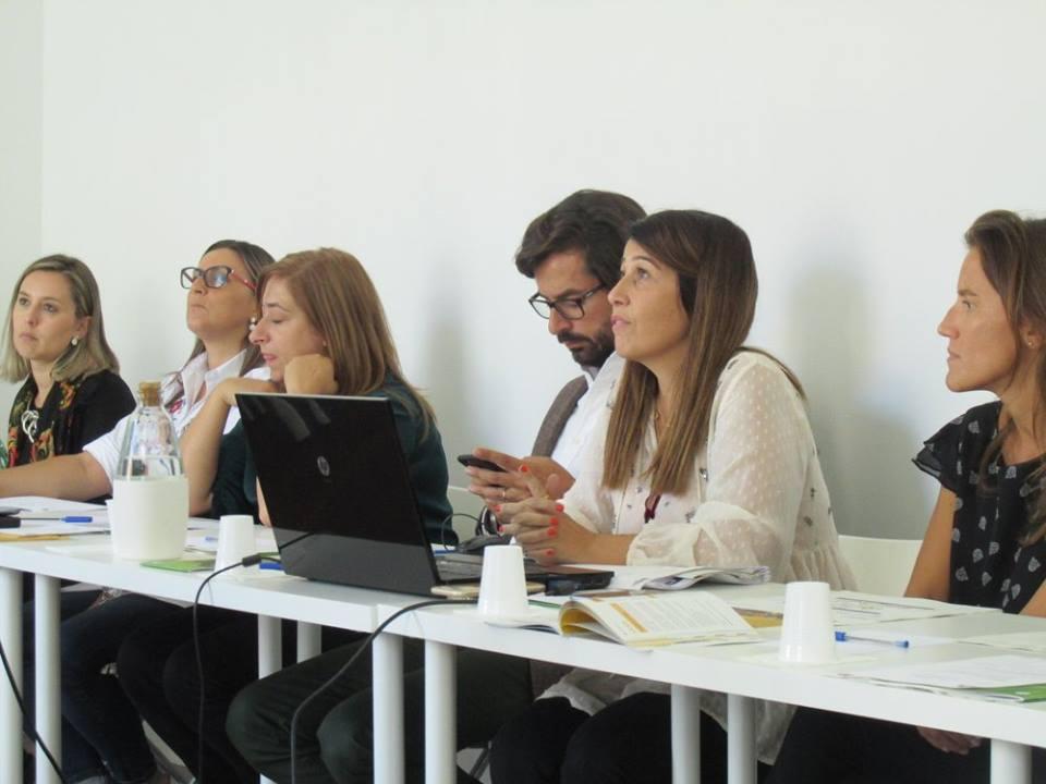 GET FOWARD nuevo proyecto de inserción socio-laboral de Fundaçao da Juventude inspirado en TRESCA EUROPE
