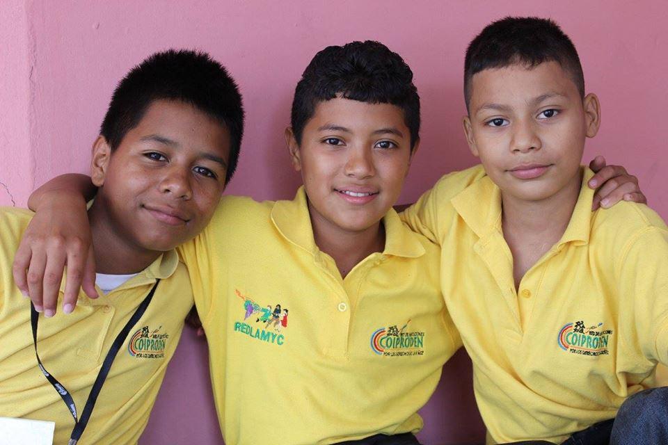 """Pronuncia ante el programa """"Guardianes de la Patria"""" 2017. Honduras"""