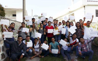Fundación SES ( Argentina) certificó a jóvenes de Centroamérica