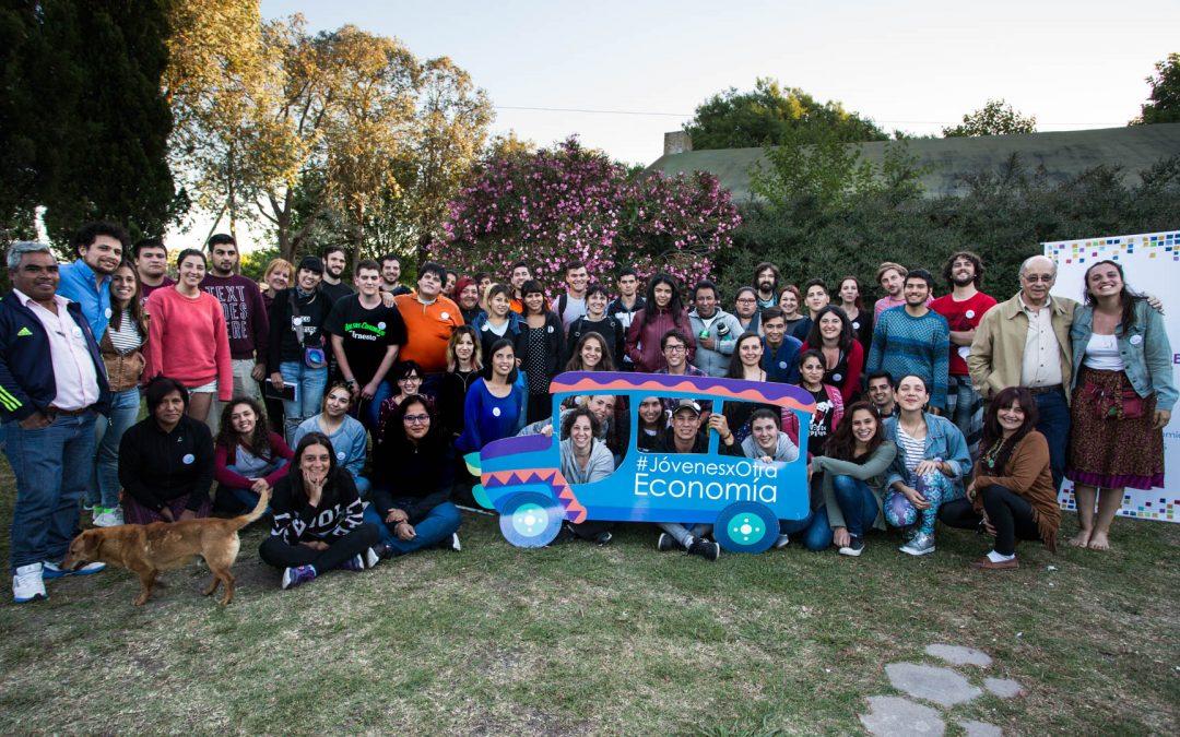 Campamento Jóvenes x Otra Economía.18, 19 y 20 de noviembre, Argentina