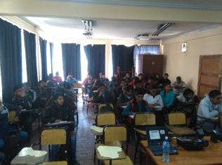 Guía de evaluación de calidad para procesos de formación e inserción laboral de jóvenes dirigido a docentes , Bolivia