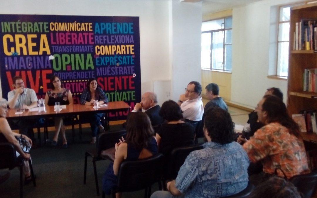 Postulan a primera Defensora de la Niñez, Francis Valverde de ACHNU-Chile
