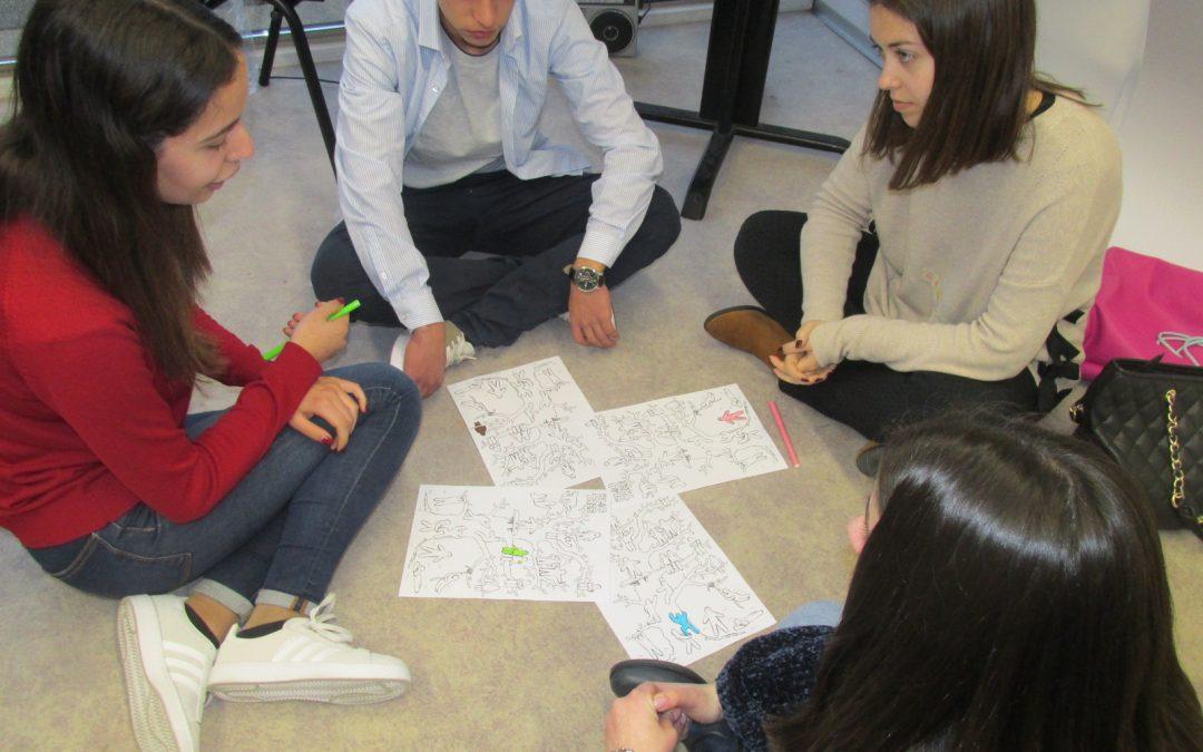 O projeto A(gentes) M . Fundaçao da Juventude en Porto, nuevos proyectos!!