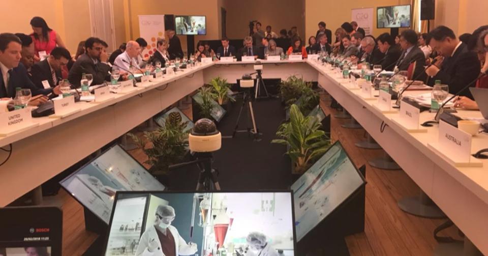 #G20 Por una Educación para el Desarrollo Económico Inclusivo, Argentina 2018