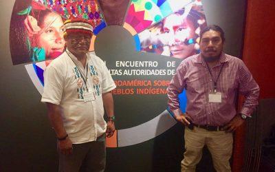 La Liga y la Comisión Articuladora de los Encuentros Cívicos presente en Sectorial de la XXVI Cumbre de Guatemala