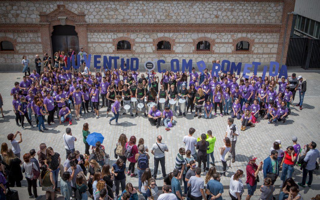 """250 participantes en el Foro18: """" Juventud comprometida con la igualdad de género"""""""
