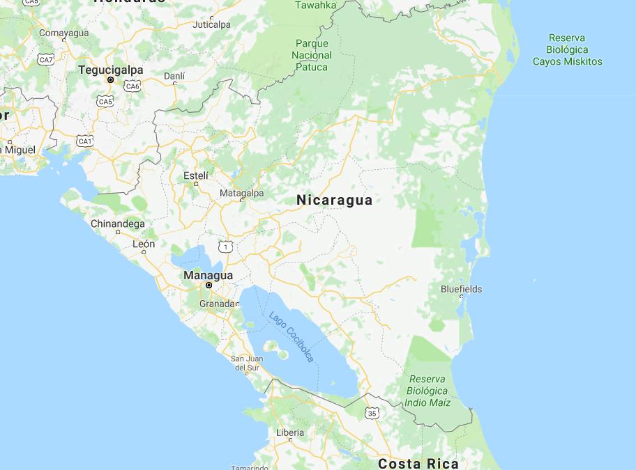 Comunicado de La Liga Iberoamericana en solidaridad con el pueblo nicaragüense