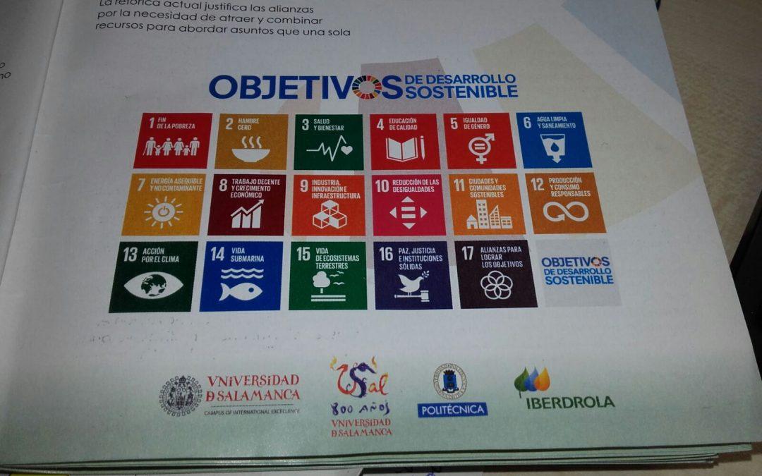 ODS documento de posicionamiento Liga y participación en Congreso Salamanca