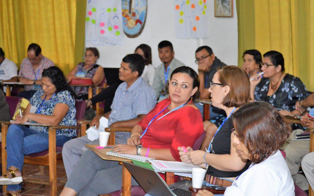 Servicio Jesuita para los Refugiados se junta en Honduras