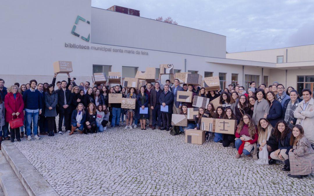 Fundaçao da Joventude de Portugal impulsa las Jornadas de la Juventud.