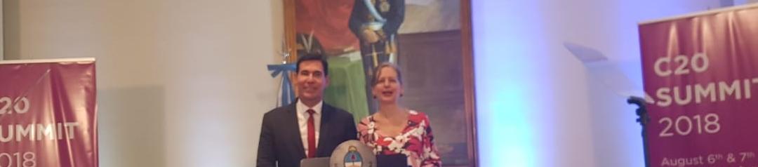 La Liga Iberoamericana activada en los espacios del C-20 camino a Japón
