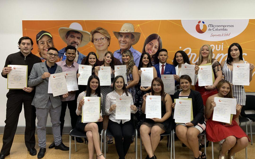Oferta educativa de Microempresas de Colombia obtuvo re certificación por parte de Bureau Veritas