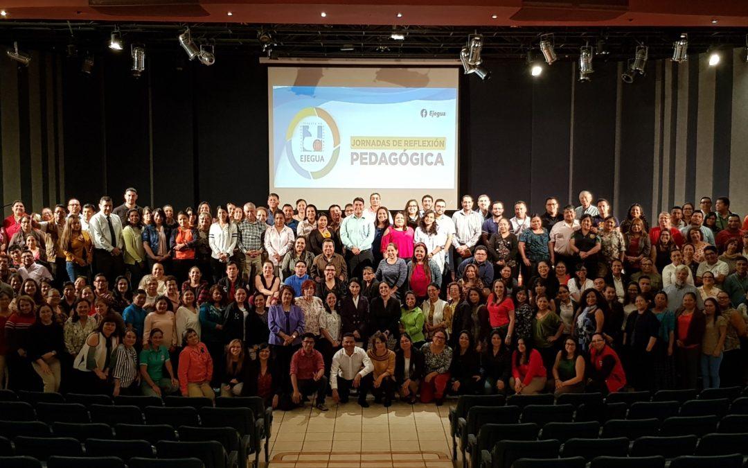 Educadoras y Educadores de Fe y Alegría reflexionan sobre innovación educativa, Guatemala