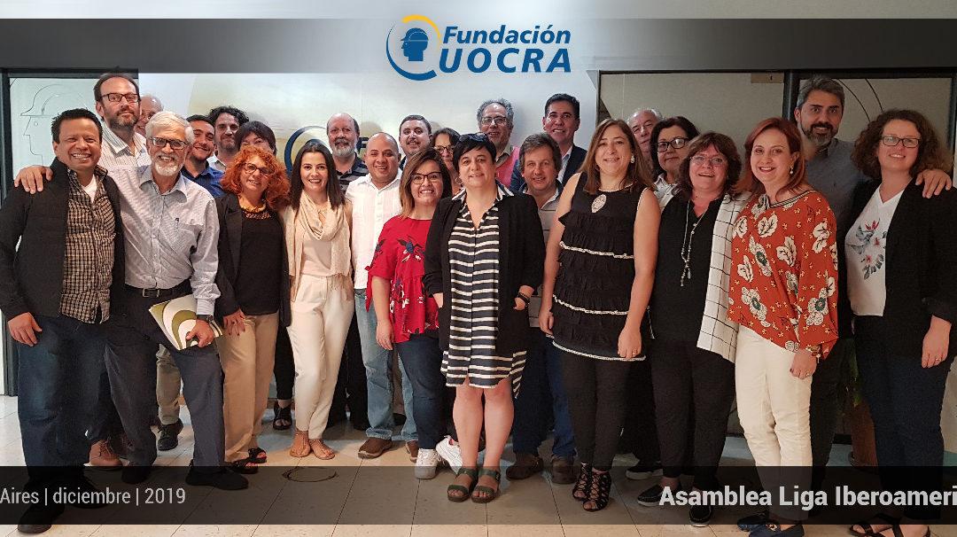 Asamblea de socios, 4 de diciembre 2019. Declaración de Buenos Aires, La Liga Iberoamericana