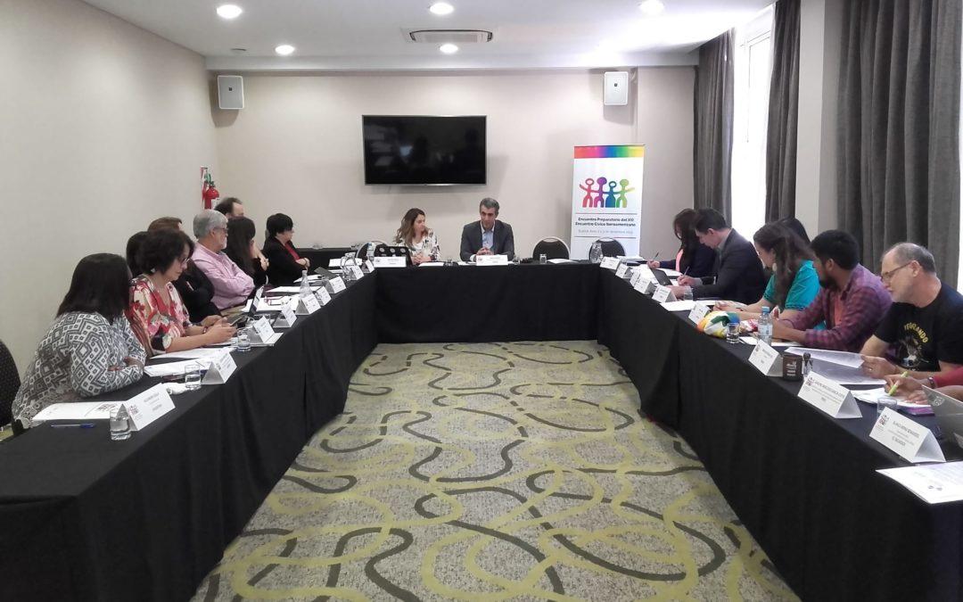 SEPTIEMBRE: XIII ENCUENTRO CÍVICO IBEROAMERICANO- VIRTUAL, XXVII CUMBRE DE ANDORRA 2020