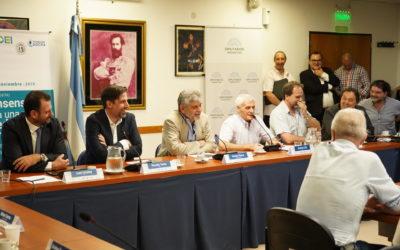 Fundación UOCRA presente: encuentro para una política de educación y trabajo, Buenos Aires