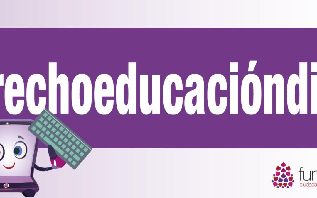 20 de noviembre, una oportunidad para reivindicar los derechos de las niñas y los niños a la educación digital