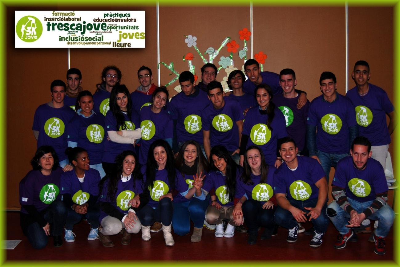 Cloenda Tresca Jove generació 2013.